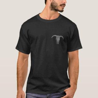 Ox & Elk Skull Combo T-Shirt