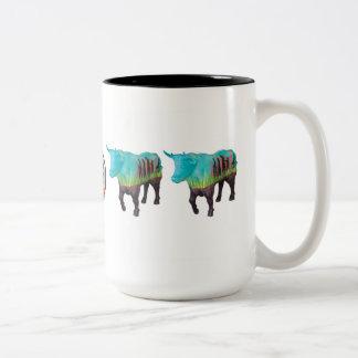 """""""Ox Populi"""" 15 oz mug"""