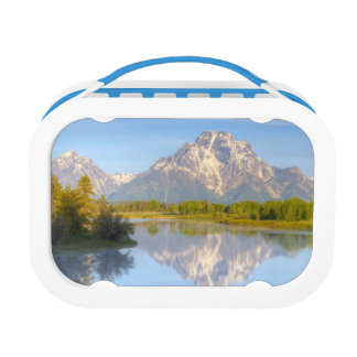 Oxbow Bend Lunch Box