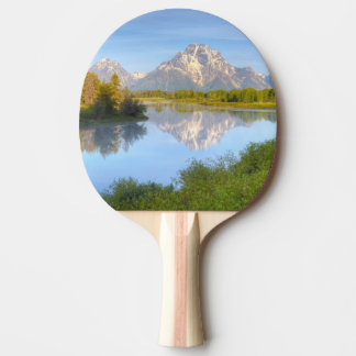 Oxbow Bend Ping Pong Paddle