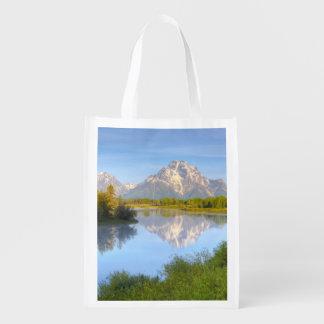 Oxbow Bend Reusable Grocery Bag