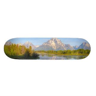 Oxbow Bend 20 Cm Skateboard Deck