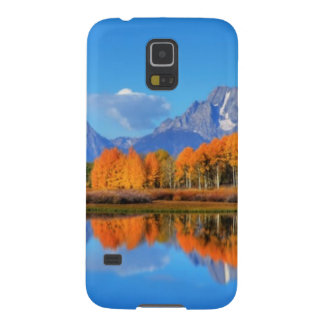 Oxbow Bend Sunrise Case For Galaxy S5