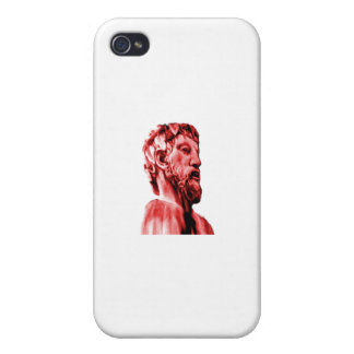 Oxford 1986 snapshot 014 Red The MUSEUM Zazzle Gif iPhone 4/4S Case