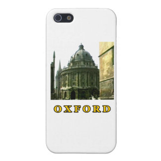 Oxford 1986 snapshot 143 Gold The MUSEUM Zazzle Gi iPhone 5 Case
