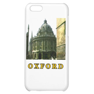 Oxford 1986 snapshot 143 Gold The MUSEUM Zazzle Gi iPhone 5C Case