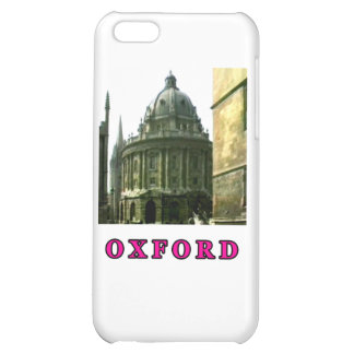 Oxford 1986 snapshot 143 Magenta The MUSEUM Zazzle iPhone 5C Covers