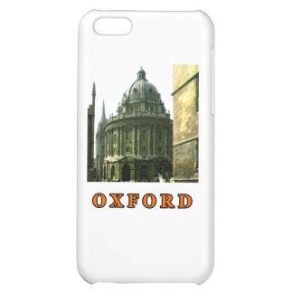 Oxford 1986 snapshot 143 Orange The MUSEUM Zazzle iPhone 5C Case
