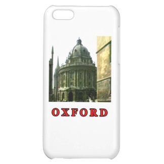 Oxford 1986 snapshot 143 Red The MUSEUM Zazzle Gif iPhone 5C Case