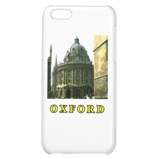 Oxford 1986 snapshot 143 Yellow The MUSEUM Zazzle iPhone 5C Cover