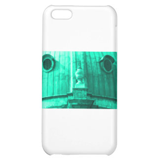 Oxford 1986 snapshot 163 Cyan The MUSEUM Zazzle Gi Case For iPhone 5C