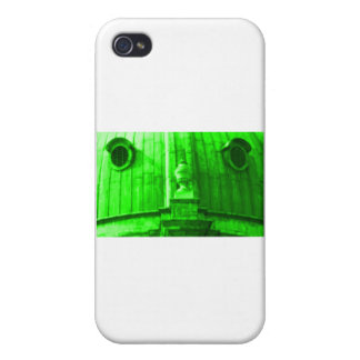 Oxford 1986 snapshot 163 Green The MUSEUM Zazzle G iPhone 4/4S Cases