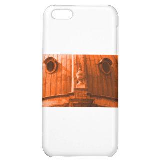 Oxford 1986 snapshot 163 Orange The MUSEUM Zazzle iPhone 5C Covers