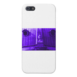 Oxford 1986 snapshot 163 Purple The MUSEUM Zazzle iPhone 5 Case