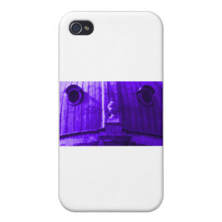Oxford 1986 snapshot 163 Purple The MUSEUM Zazzle iPhone 4/4S Cases