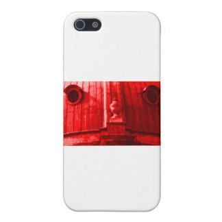 Oxford 1986 snapshot 163 Red The MUSEUM Zazzle Gif iPhone 5 Covers