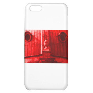 Oxford 1986 snapshot 163 Red The MUSEUM Zazzle Gif iPhone 5C Case