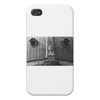 Oxford 1986 snapshot 163 Silver The MUSEUM Zazzle Cases For iPhone 4