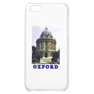 Oxford 1986 snapshot 198 Blue The MUSEUM Zazzle Gi Case For iPhone 5C