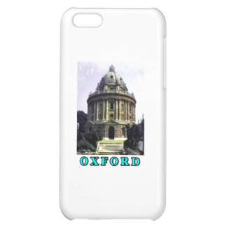 Oxford 1986 snapshot 198 Cyan The MUSEUM Zazzle Gi iPhone 5C Cases