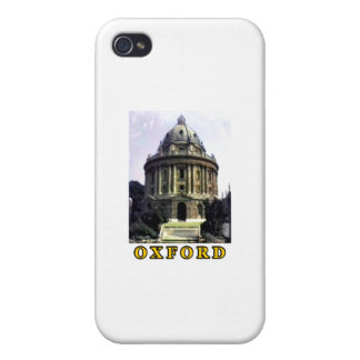 Oxford 1986 snapshot 198 Gold The MUSEUM Zazzle Gi iPhone 4/4S Cover