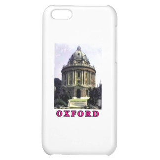 Oxford 1986 snapshot 198 Magenta The MUSEUM Zazzle Case For iPhone 5C