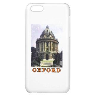 Oxford 1986 snapshot 198 Orange The MUSEUM Zazzle iPhone 5C Cover