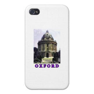 Oxford 1986 snapshot 198 Purple The MUSEUM Zazzle iPhone 4 Case