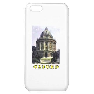 Oxford 1986 snapshot 198 Yellow The MUSEUM Zazzle Cover For iPhone 5C