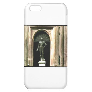 Oxford 1986 snapshot Shakespeare Statue The MUSEUM iPhone 5C Cover
