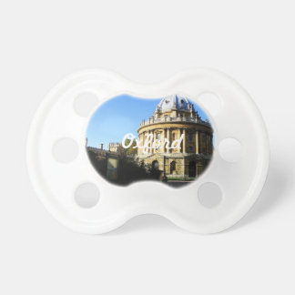 Oxford Architecture Pacifiers