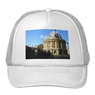 Oxford Architecture Trucker Hat