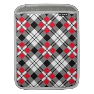 Oxford Bad Plaid Ipad Sleeve