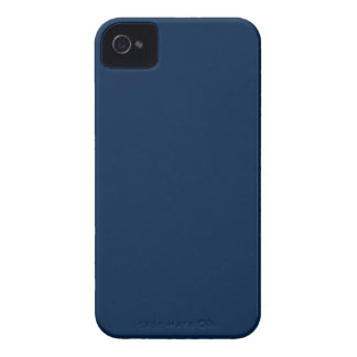 Oxford Blue Case-Mate iPhone 4 Cases