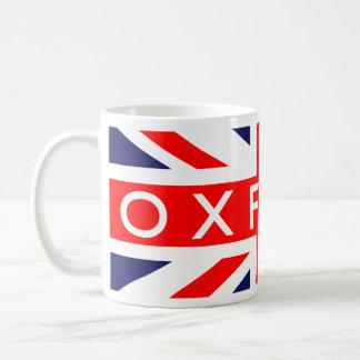 Oxford : British Flag Coffee Mugs