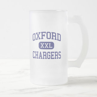 Oxford Chargers Middle Oxford Mississippi Coffee Mugs