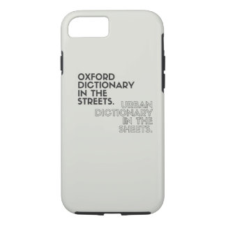 Oxford Dictionary in the STREET... iPhone 7 Case