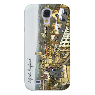 Oxford, England, High St View Galaxy S4 Cover