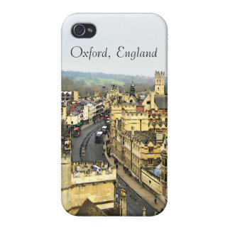 Oxford, England, High St View iPhone 4/4S Case