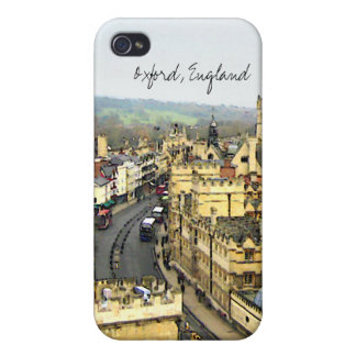Oxford, England, High St View Case For iPhone 4