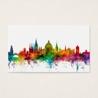 Oxford England Skyline