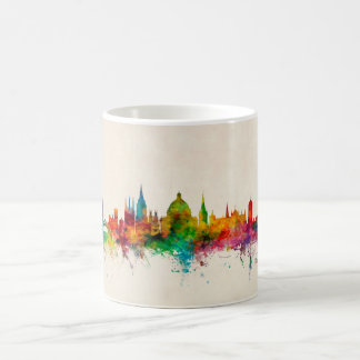 Oxford England Skyline Coffee Mug
