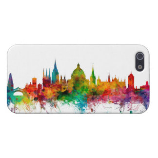 Oxford England Skyline iPhone 5/5S Cover