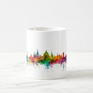 Oxford England Skyline Coffee Mugs