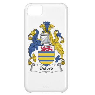 Oxford Family Crest iPhone 5C Cases