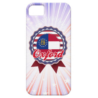 Oxford GA iPhone 5 Covers