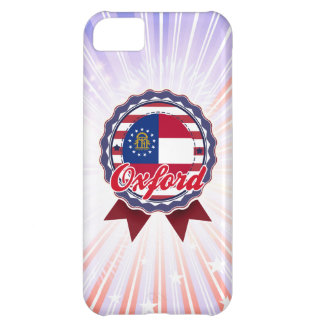 Oxford GA iPhone 5C Cover