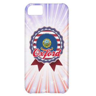 Oxford ID Case For iPhone 5C