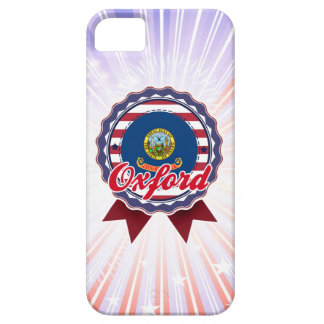 Oxford ID iPhone 5 Cover