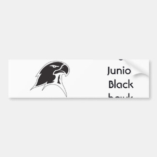 Oxford Junior Blackhawks Bumper Stickers